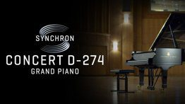 VSL Vienna Synchron Concert D-274 - Piano-Library