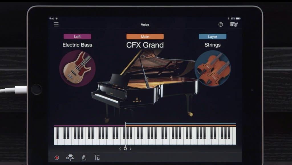 yamaha-smart-pianist-layer-split