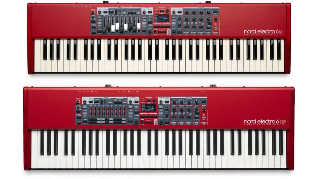 nord-electro-6-modelle