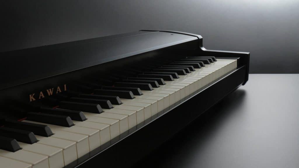 Kawai VPC1 Virtual Piano Controller - USB-Masterkeyboard mit Massivholztasten und hochwertiger Hammermechanik