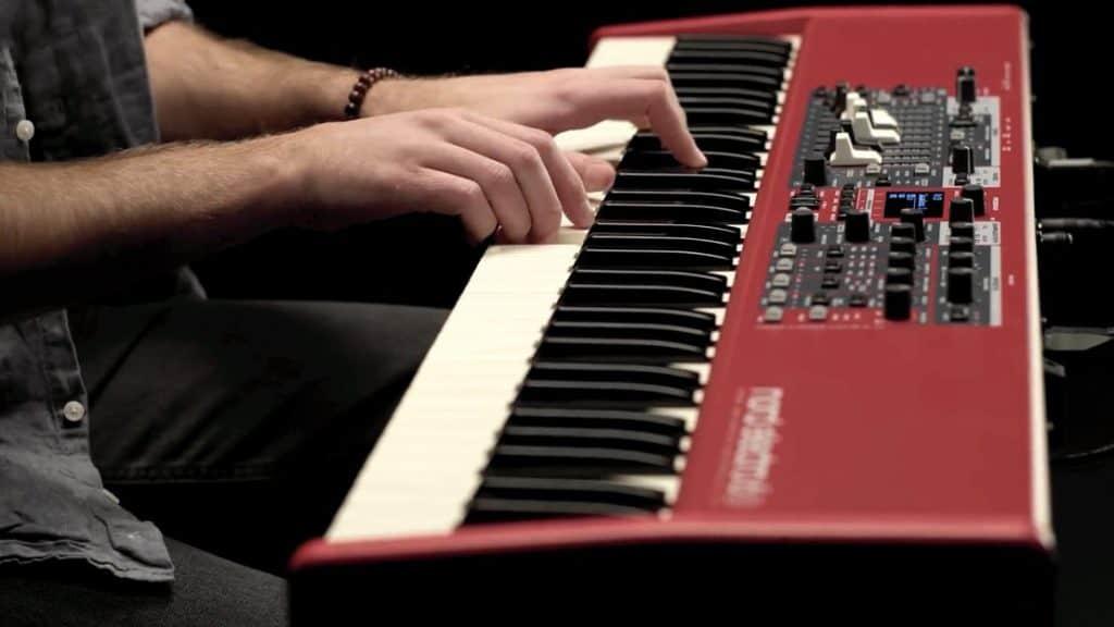 Vintage Stage Keyboard - Nord Electro 6D