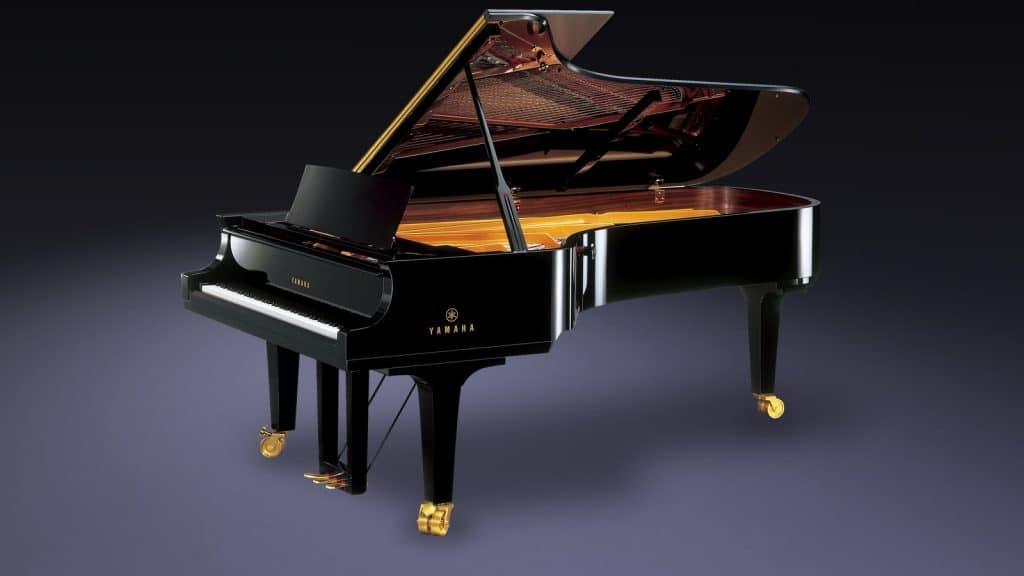 Yamaha CFX Konzertflügel