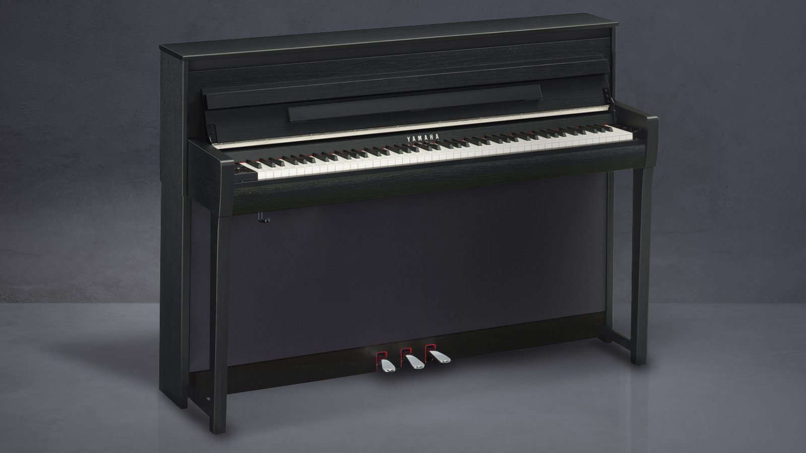 Yamaha CLP-685 Homepiano im klassischen Upright-Design