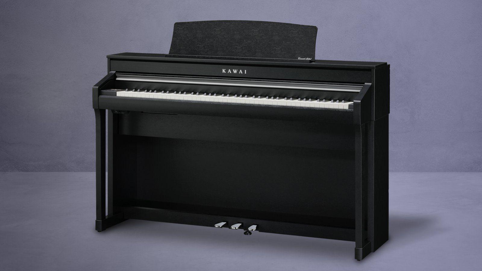 Kawai CA58 Digitalpiano mit Holztasten