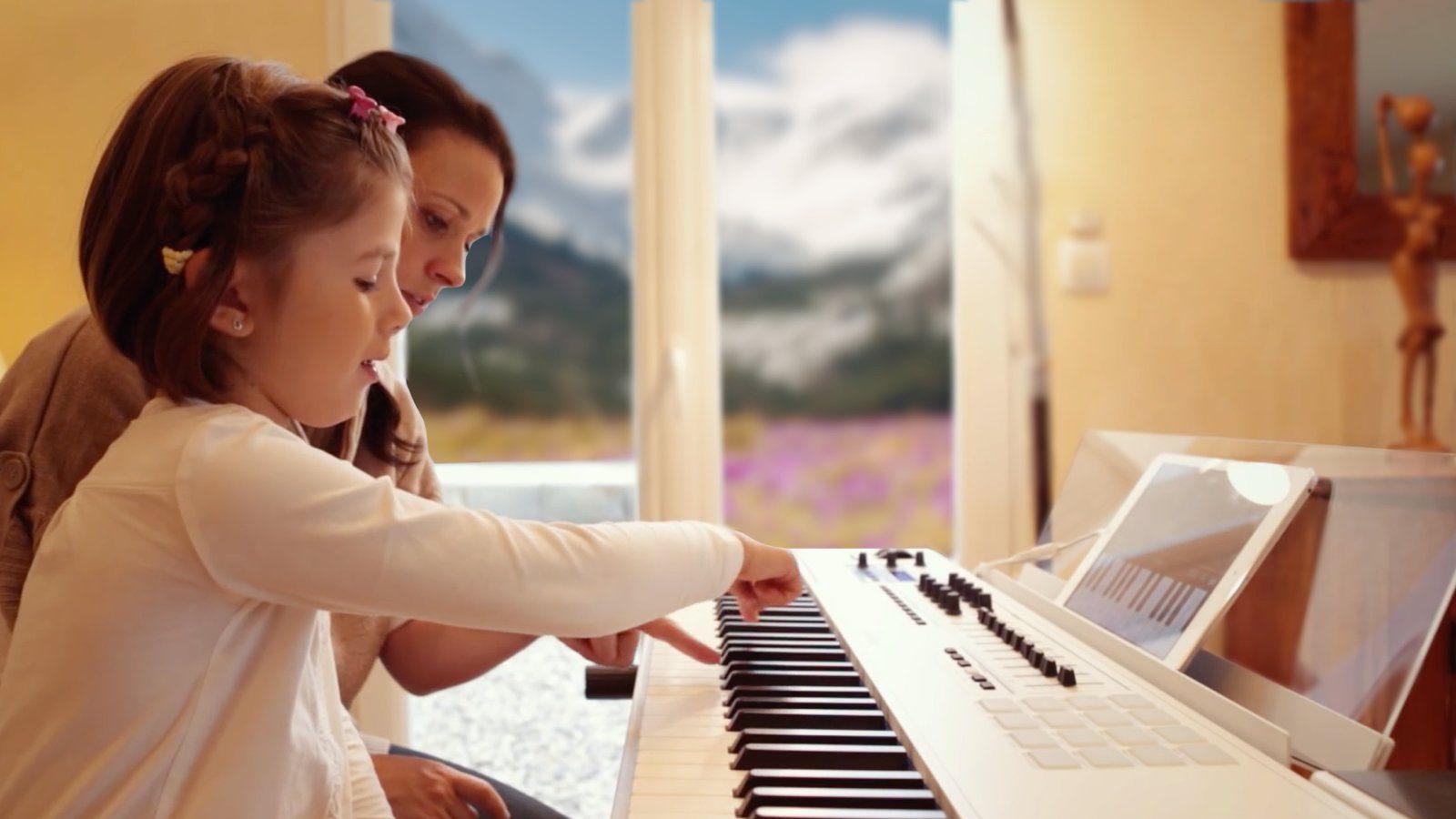Mit einem Masterkeyboard Klavier lernen: Arturia Keylab 88