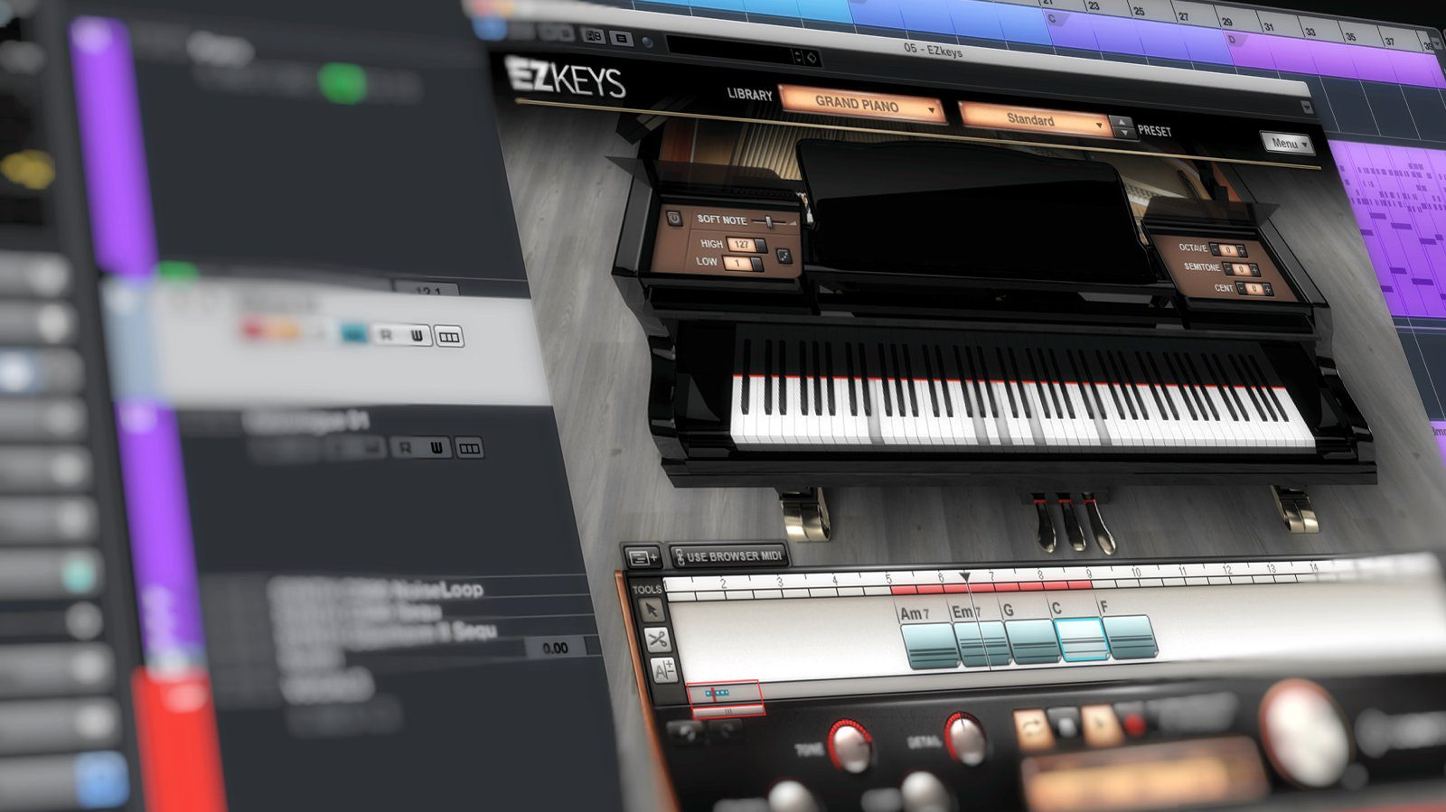 Toontrack EZkeys - Piano-VST und Songwriting-Tool