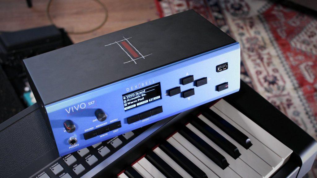 Dexibell Vivo SX7 Piano-Modul (Foto: Jörg Sunderkötter)