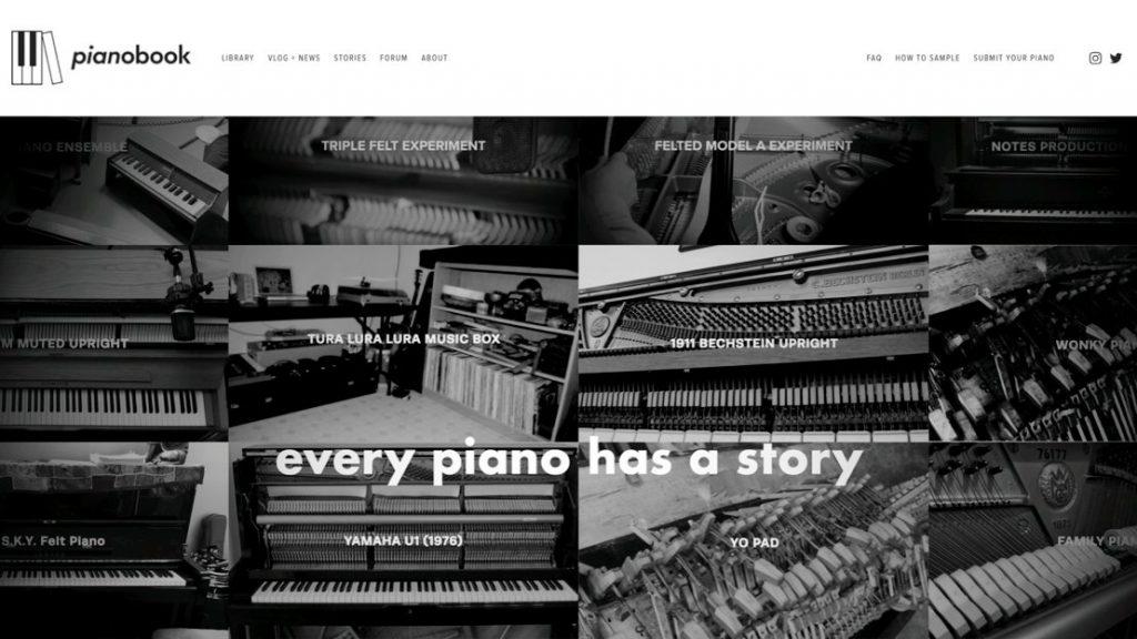 Pianobook - Free Piano-Library und mehr!