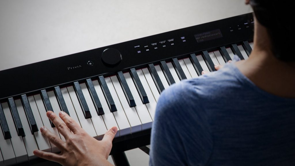 Casio PX-S3000 Portable Piano with Auto Accompaniment