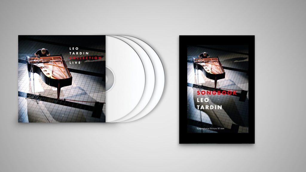 Leo Tardin Collection Live CD plus Songbook
