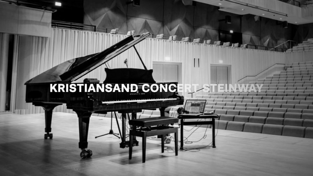Pianobook-Library: Kristiansand Free Piano Library