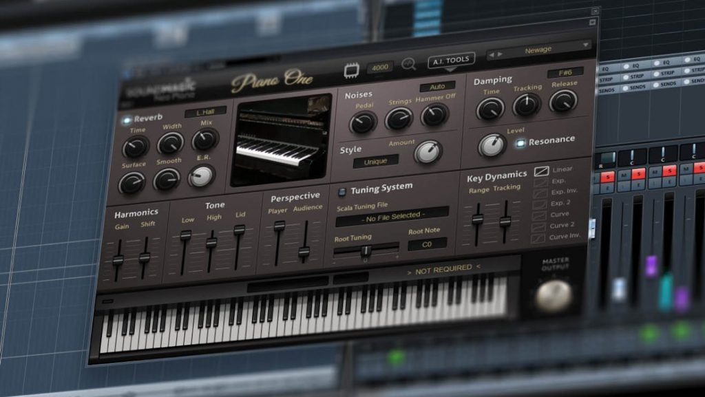 Sound Magic Piano One - Free Piano-VST