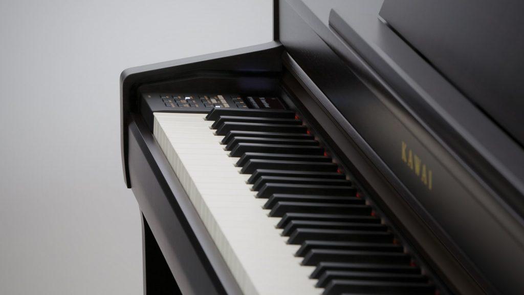Responsive Hammer III Tastatur (Bildquelle: Kawai)