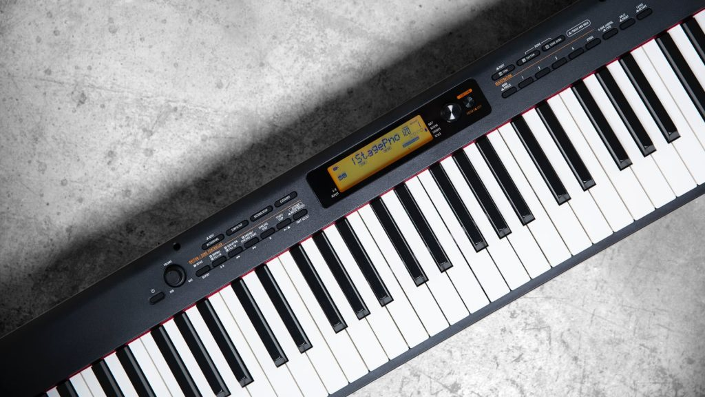 Casio CDP-S350 Portable Piano with many extras