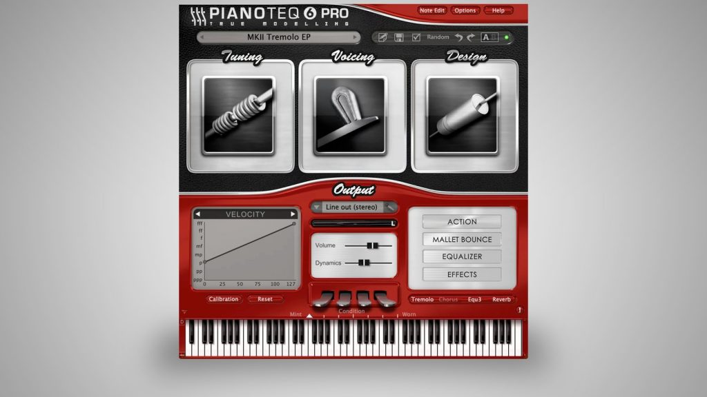 Physical-Modeling E-Piano-VST Modartt Pianoteq