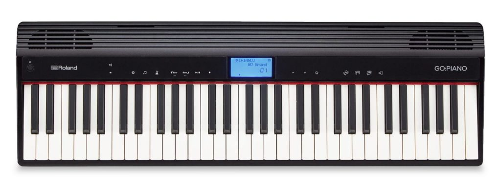 Roland GO: PIANO - Mini electric piano for beginners (Image source: Roland)