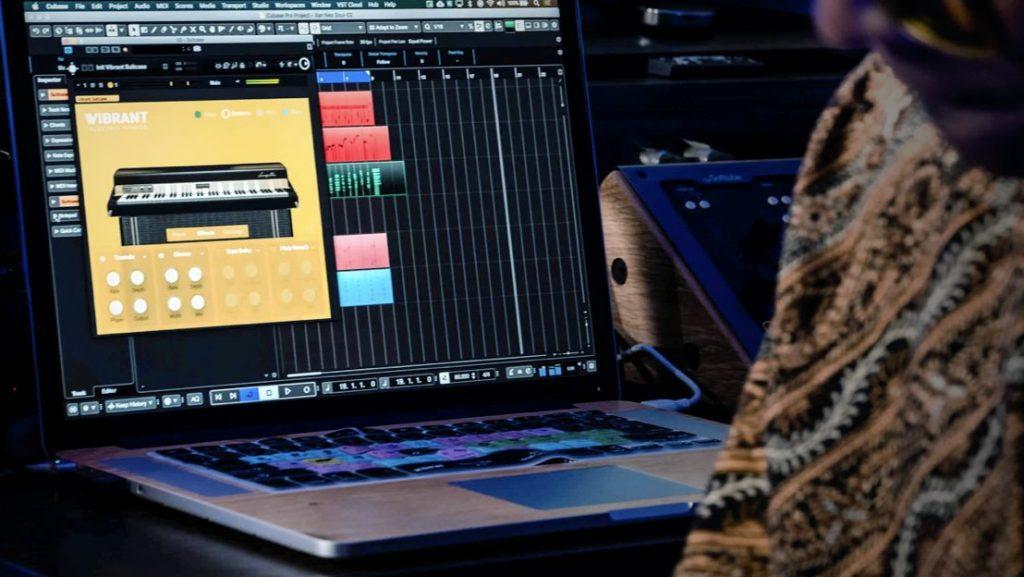 e-Instruments Vibrant E-Piano-Library für Steinberg HALion (Bildquelle: Steinberg)