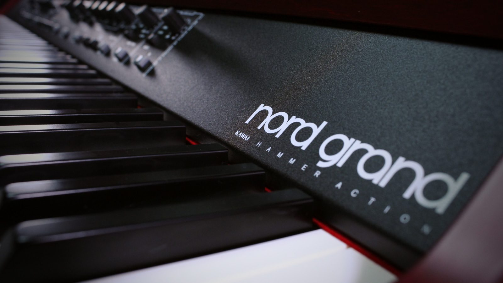 Clavia Nord Grand - Stagepiano der Extraklasse