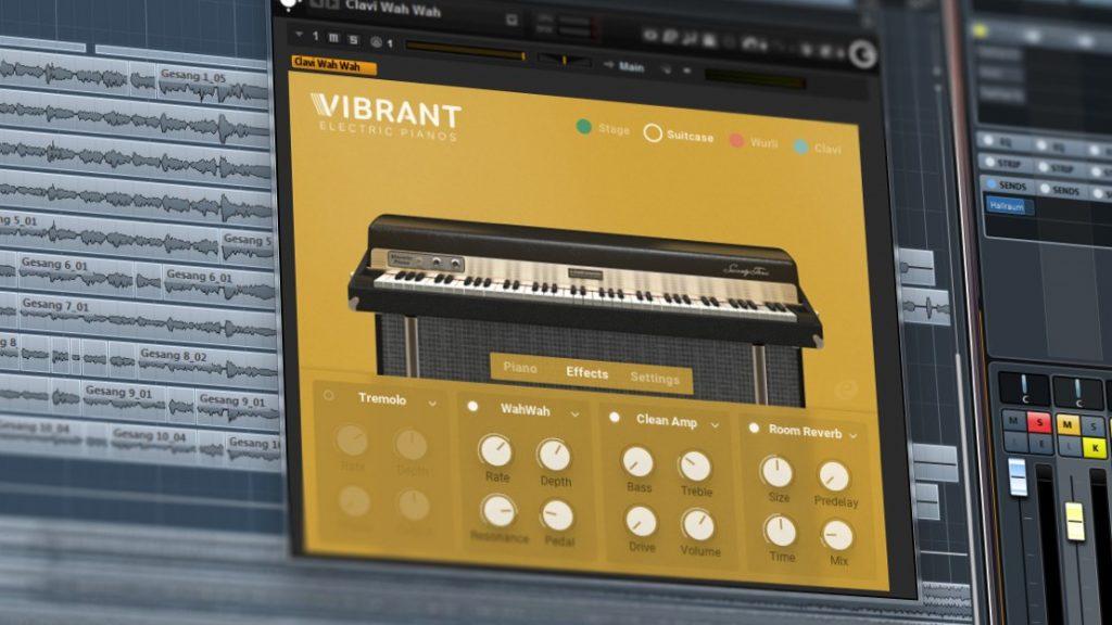 e-instruments Vibrant - E-Piano-VST