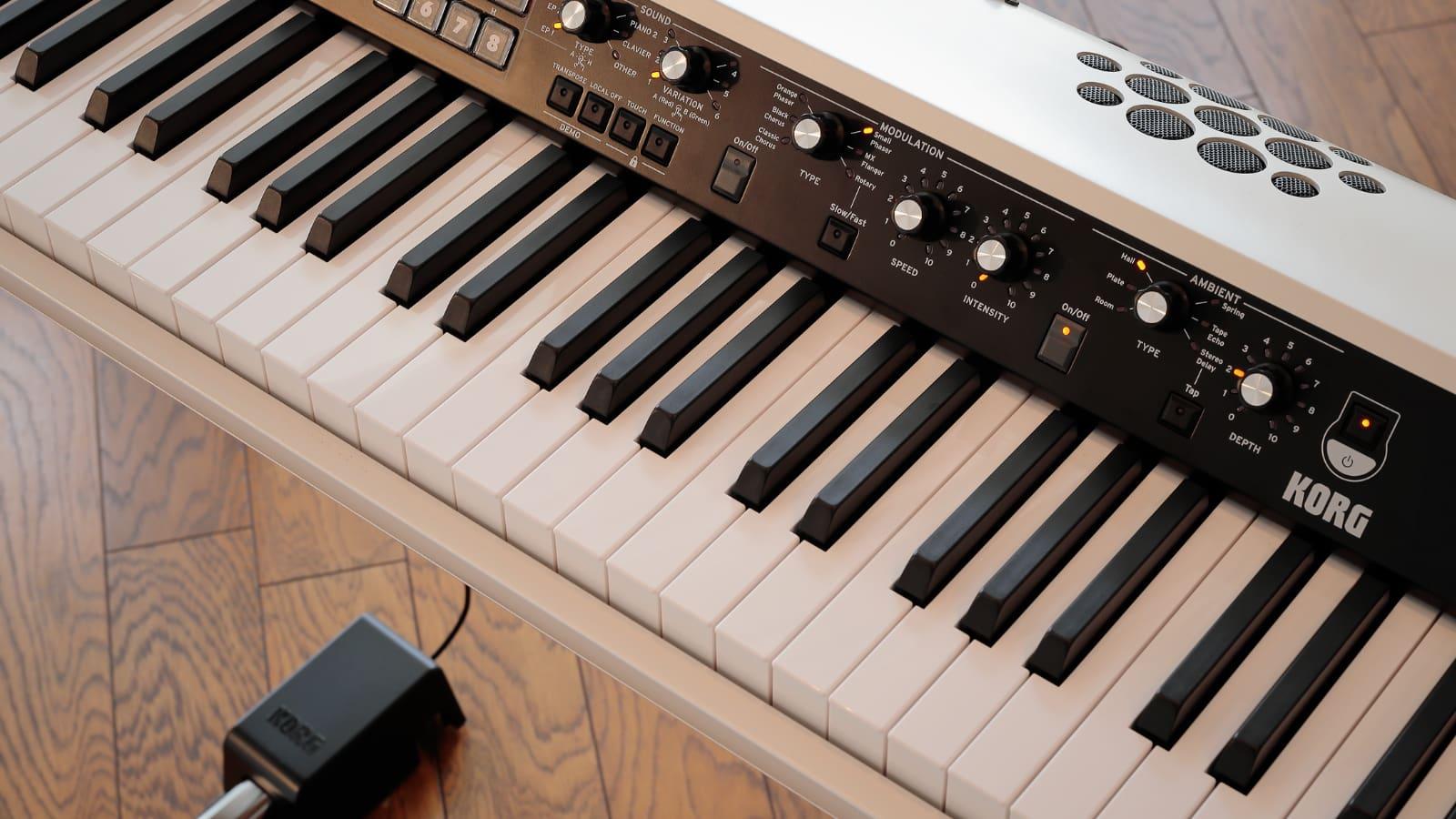 Korg SV-2-S - Vintage Stage Piano (Bildquelle: Korg)