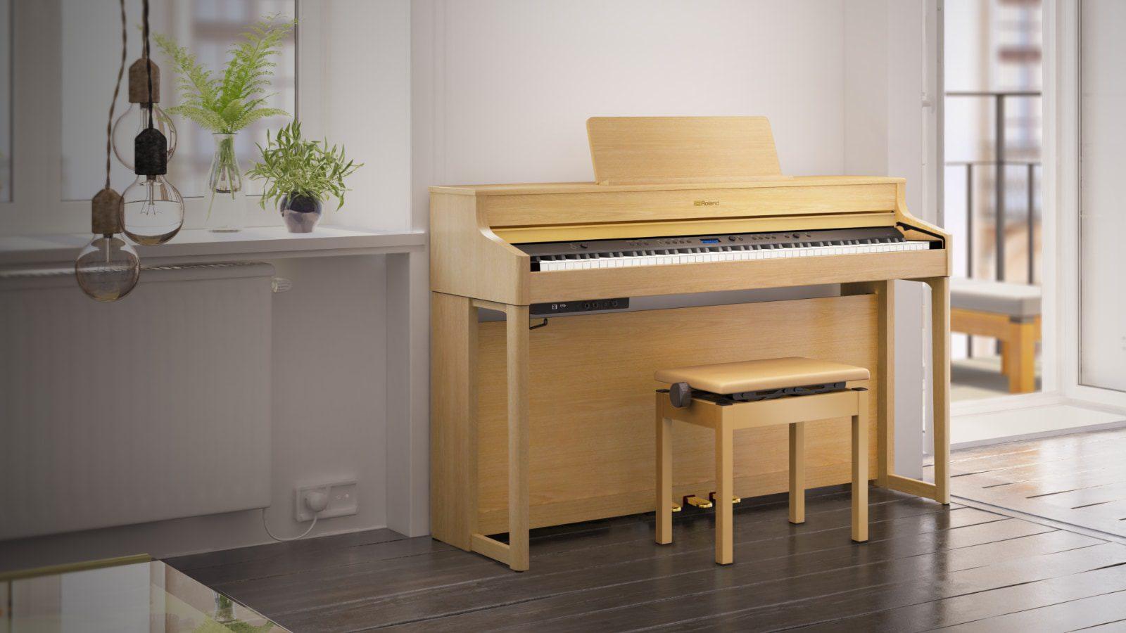Roland HP702 Digitalpiano (Bildquelle: Roland)