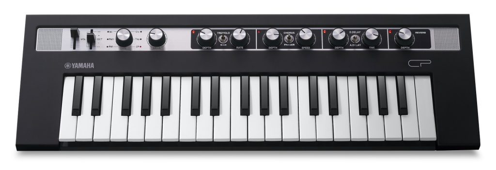 Yamaha Reface CP - Stage piano in mini format (Image source: Yamaha)