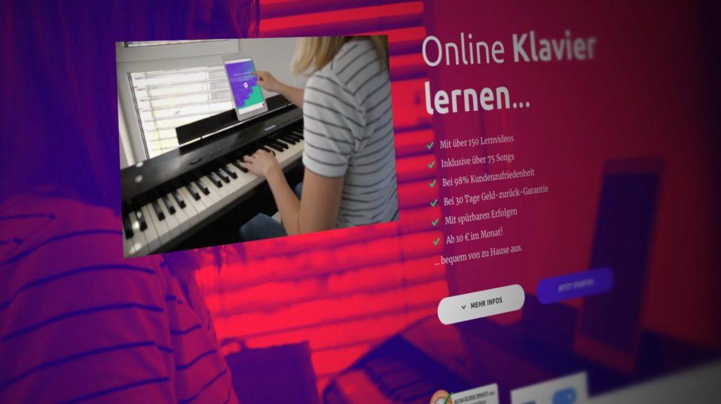 #stay@home Klavier lernen mit music2me