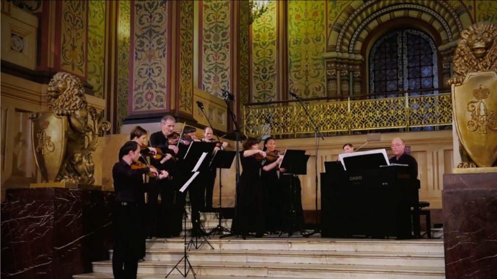 Classic at Home - Violinen des Bolschoi Theater-Orchesters