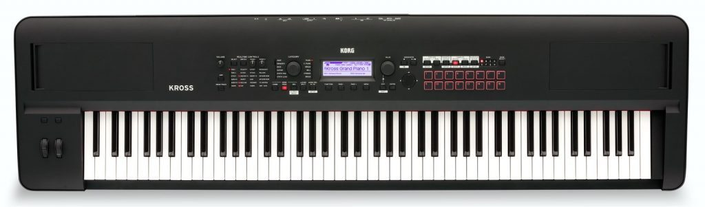 Korg Kross 2-88MB - Workstation und Stagekeyboard