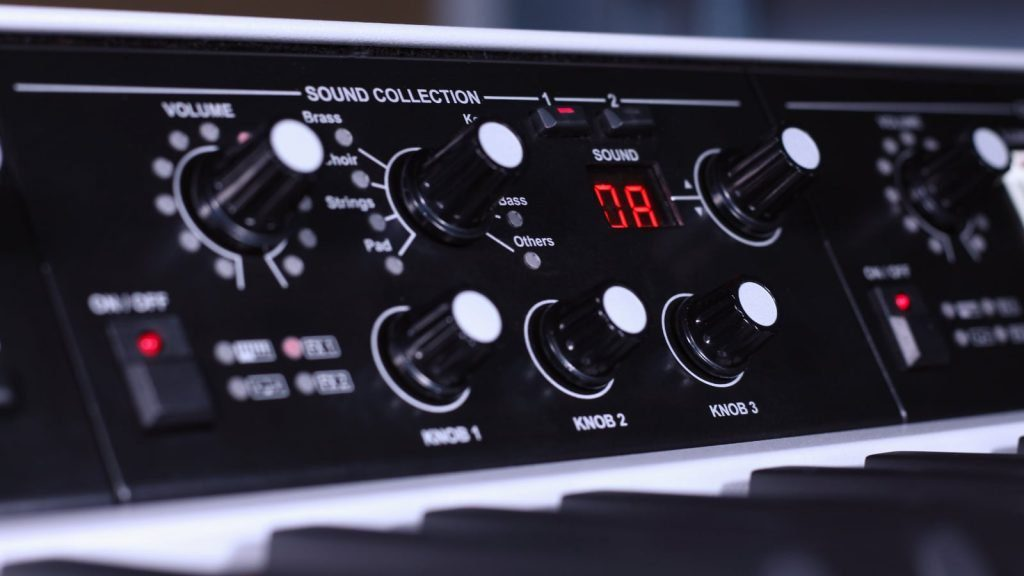 Das SOUND COLLECTION-Modul bietet jede Menge gute Sounds aus verschiedenen Kategorien.