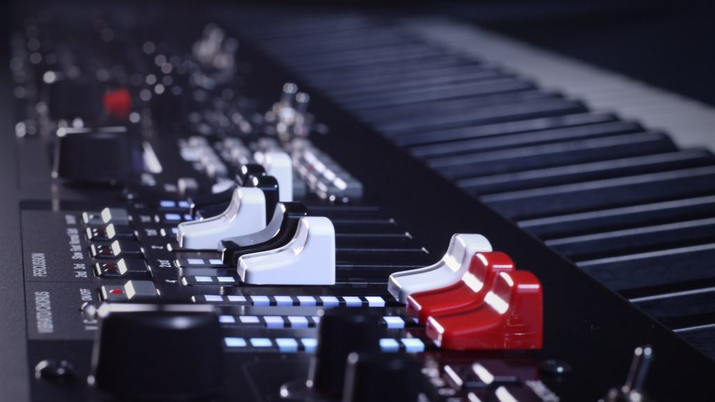 Yamaha YC88 - Sounds zum Anfassen!