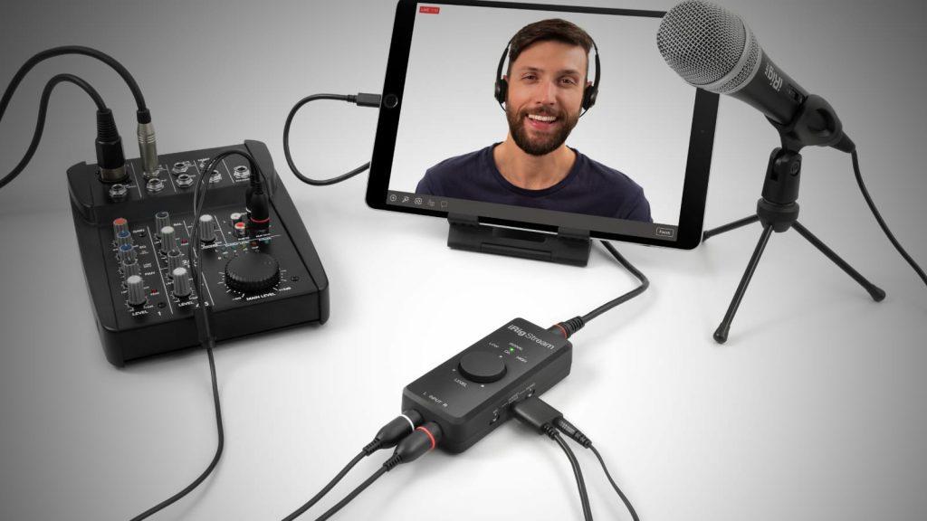 IK Multimedia iRig Stream - Audio-Interface (Bildquelle: IK Multimedia)