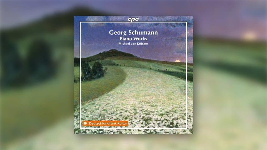 """Michael van Krückers aktuelles Album """"Piano Works"""" widmet sich der romantischen Klaviermusik Georg Schumanns."""
